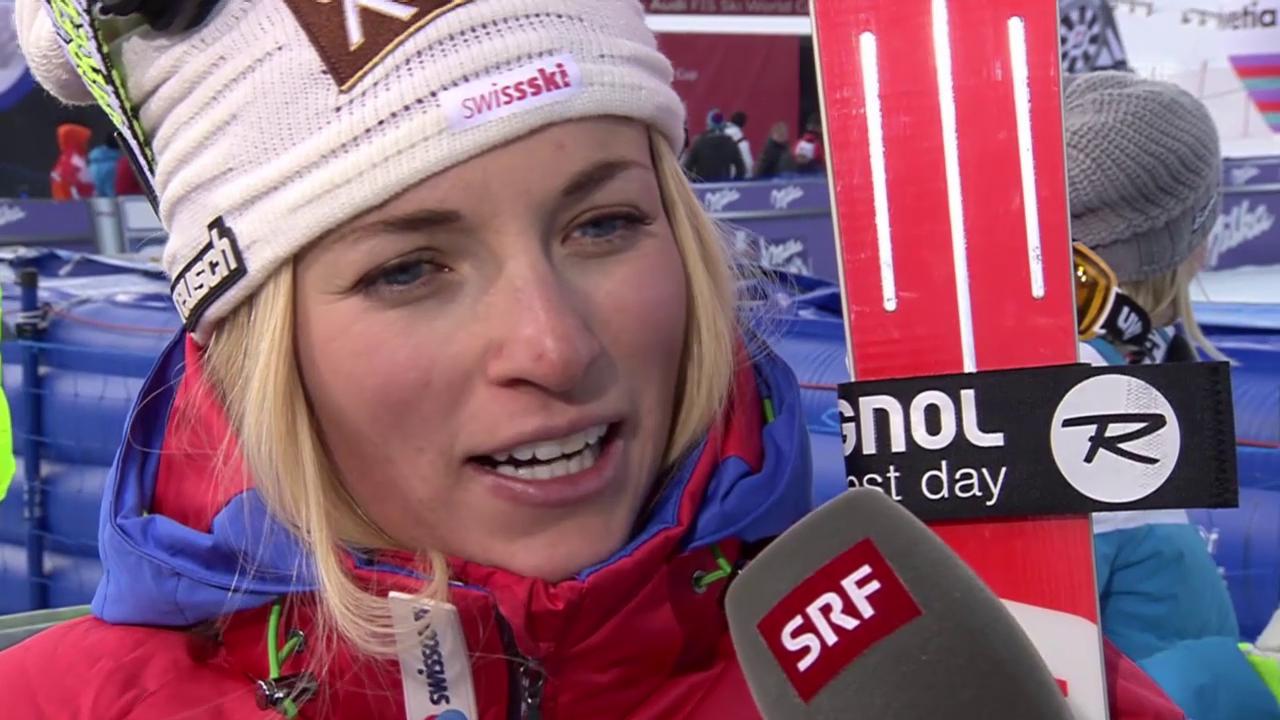 Ski: Lara Gut im Interview