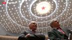 Video «Ueli Maurer auf roten Teppichen in China» abspielen