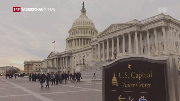 Video «Rücknahme von «Obamacare» hat Folgen» abspielen