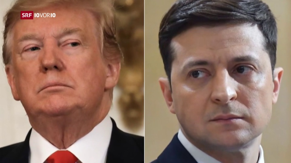Aus dem Archiv: Trump und die Ukraine-Ermittlungen