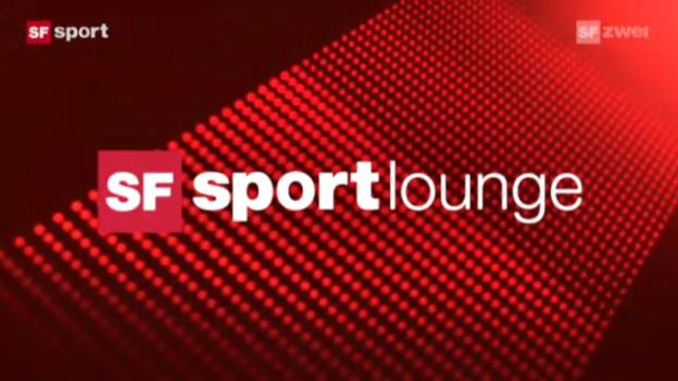 Video «sportlounge vom 06.09.2010» abspielen