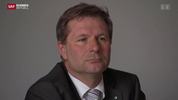 Video «Finanzdirektor gesteht Fehler ein» abspielen
