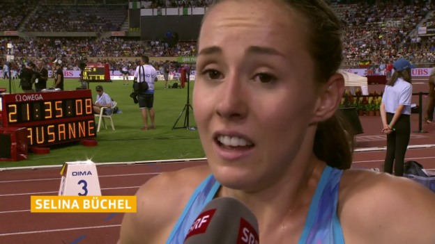 Video «Büchel: «Es war ein sehr unruhiges Rennen»» abspielen