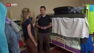 Video «Klimafreundliche Heizungen, Noch mehr sparen, Warten auf Asyl» abspielen