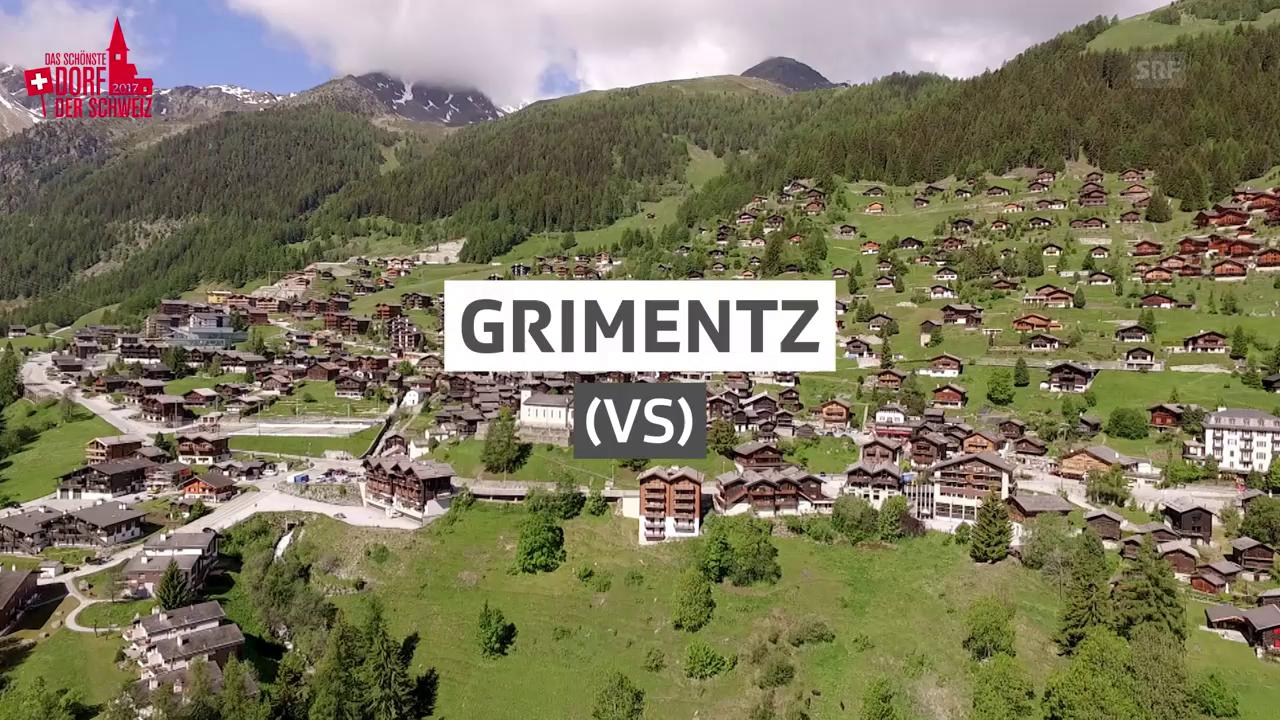 Dorfporträt: Grimentz (VS)