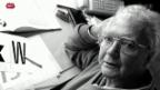 Video «Typograf Adrian Frutiger ist gestorben» abspielen