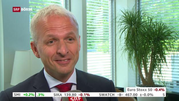 Video «SRF Börse vom 25.07.2018» abspielen