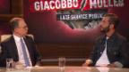 Video «Das Gespräch mit Rapper Bligg» abspielen
