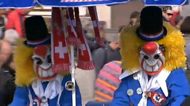 Video «Basler Fasnacht 2011 - Cortège» abspielen