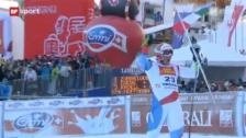 Video «Männer-Abfahrt in Val Gardena («sportaktuell» vom 18.12.2010)» abspielen