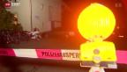 Video «Mit Dienstwaffe verletzt» abspielen
