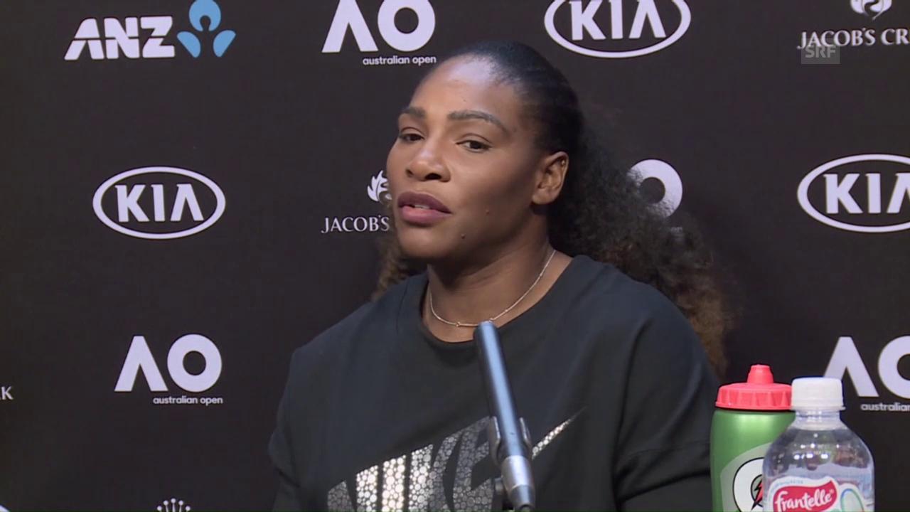 Williams: «Ich bringe die Jahre durcheinander»
