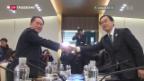 Video «In Südkorea haben nicht alle Lust auf Annäherung» abspielen