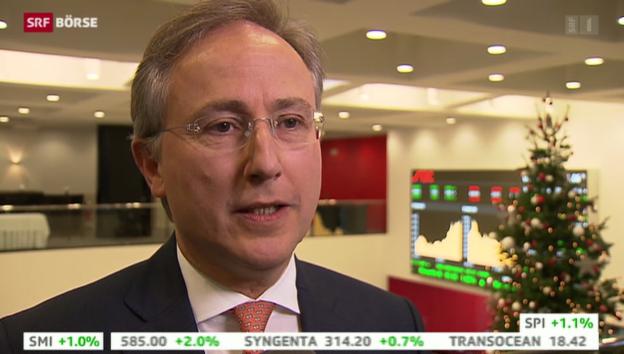Video «SRF Börse vom 05.12.2014» abspielen
