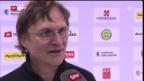 Video «Eishockey: Interview Arno Del Curto» abspielen