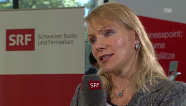 Video «Margarita Louis-Dreyfus im Gespräch mit Reto Lipp» abspielen