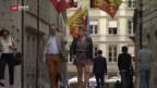 Video «Genfer Rückhalt für Pierre Maudet» abspielen
