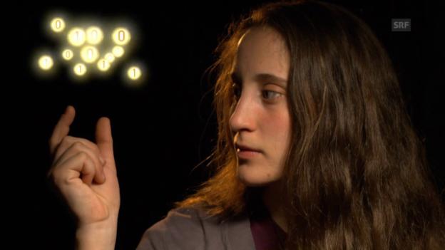 Video «Wie funktioniert Quanten-Kryptographie?» abspielen