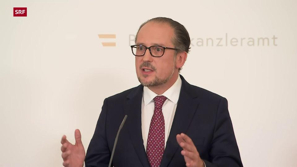Schallenberg: «Jetzt braucht es Verantwortung und Stabilität»