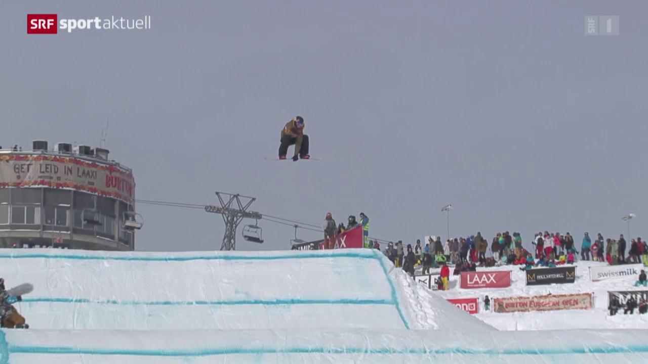 Snowboard: Slopestyle, European Open