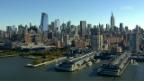 Video «60'000 Läufer sind zum New-York-Marathon gestartet» abspielen