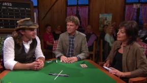 Video «Franz Arnold zu Gast im «Samschtig-Jass»» abspielen