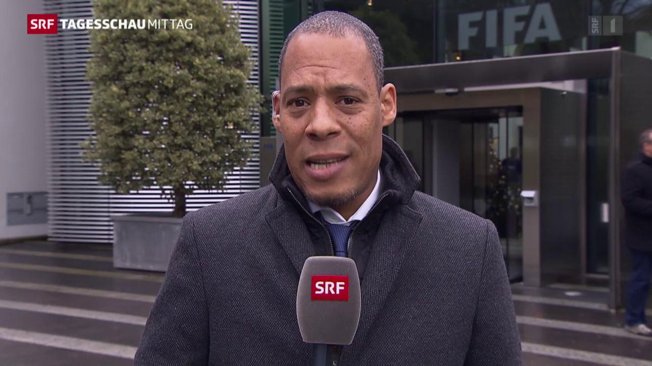 Einschätzungen von Fifa-Experte Jean François Tanda