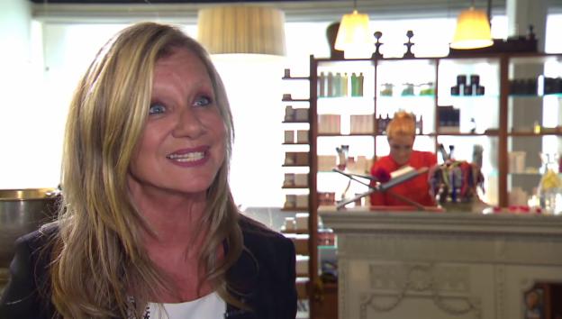 Video «Bea Petri ergatterte sich Job mit gefälschtem Dokument» abspielen
