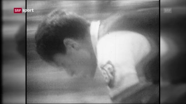 Video «Raymond Poulidor - der ewige Zweite» abspielen