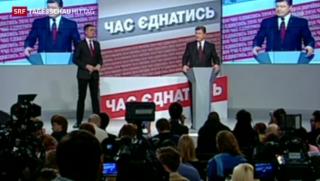 Video «Ukraine wählt pro-europäisch» abspielen