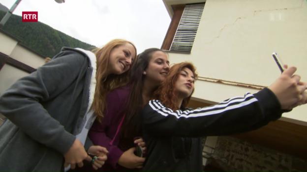 Laschar ir video «Minisguard dals 18-06-2016»