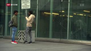 Video «FOKUS: Verschärfte Gangart gegenüber eritreischen Asylbewerbern» abspielen