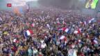 Video «Party in Paris – Kater in Zagreb» abspielen