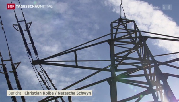 Video «Tiefere Stromkosten erst ab 2018» abspielen