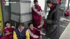 Video «Mehr Flüchtlinge aus Syrien» abspielen