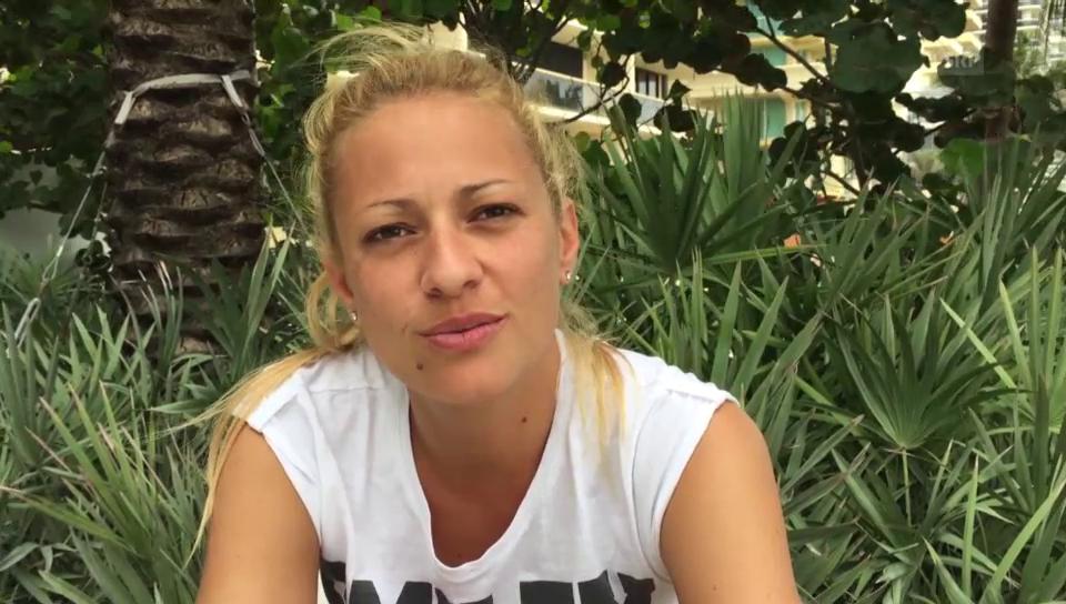 Christa Rigozzi über ihre Erlebnisse auf Haiti