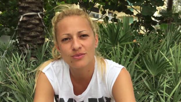 Video «Christa Rigozzi über ihre Erlebnisse auf Haiti» abspielen