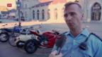 Video «Die Schweiz als Transitland für Flüchtlinge» abspielen