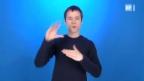Video «Ein Lexikon für Gehörlose» abspielen