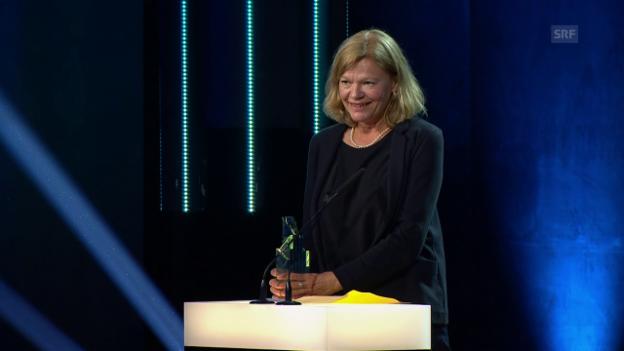 Video «Heidi Specogna, bester Dokumentarfilm» abspielen