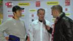 Video «Interview mit Felix Hollenstein und Victor Stancescu» abspielen
