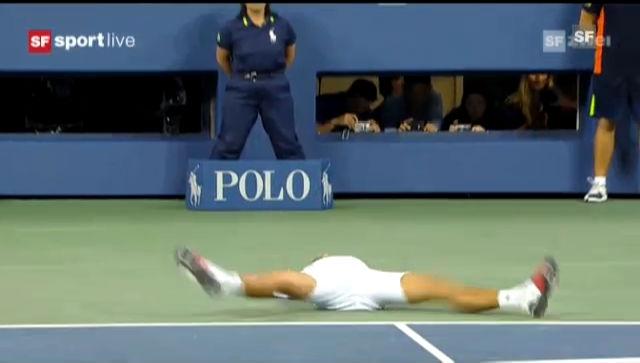 US Open 2011: Final Djokovic-Nadal