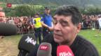 Video «Legenden und der Videobeweis: Die Fifa gastiert im Wallis» abspielen