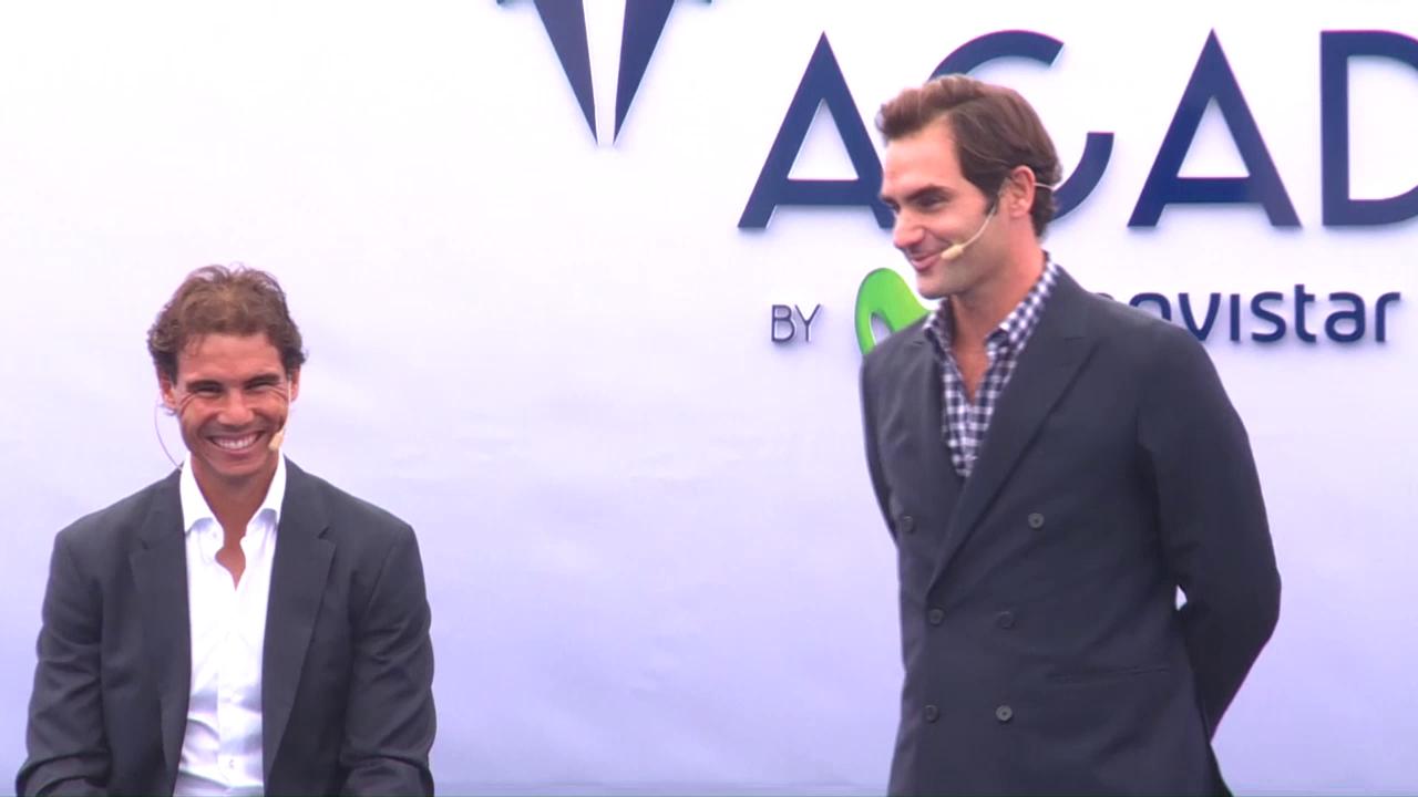 Federer über Nadals Rückkehr-Fähigkeiten (SNTV, englisch)