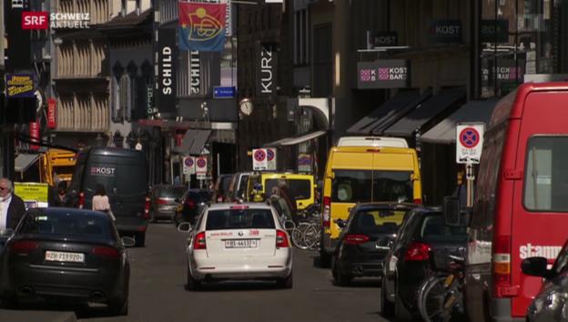 Video «Neues Verkehrskonzept» abspielen