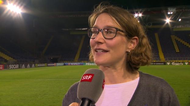 Video «Lehmanns Bilanz: «Es war keine erfolgreiche EM»» abspielen