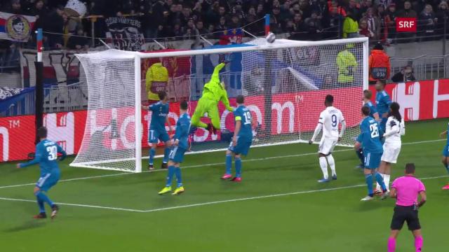 Lyon überrascht gegen Juve dank Matchwinner Tousart
