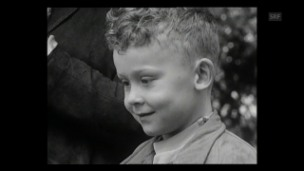 Video «Schulanfang Erstklässler (1961)» abspielen