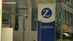 Video «Paukenschlag bei der Zürich Versicherung» abspielen