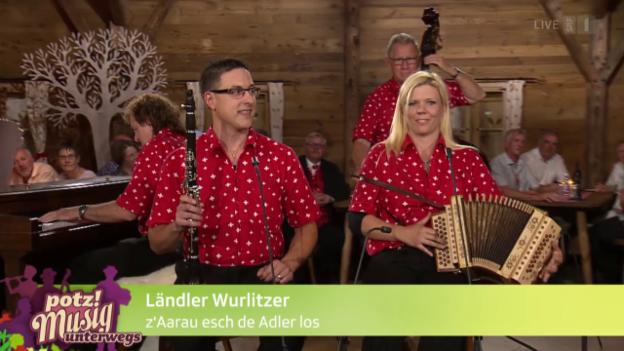 Video «Ländler Wurlitzer» abspielen